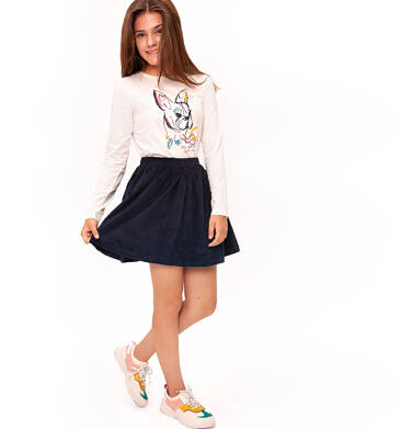Endo - Spódnica dla dziewczynki 9-13 lat D82J527_2