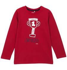 Endo - T-shirt z długim rękawem dla chłopca 9-12 lat C62G629_1