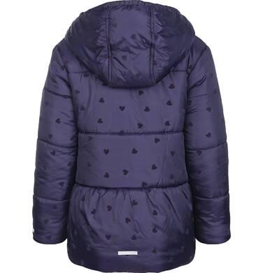 Endo - Kurtka zimowa dla dziewczynki 3-8 lat D82A005_1