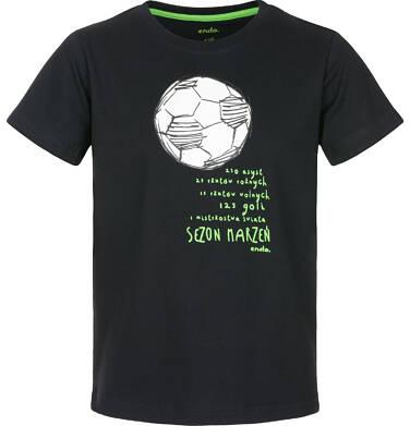 Endo - T-shirt z krótkim rękawem dla chłopca 9-13 lat C91G630_1