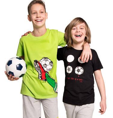 Endo - T-shirt dla dla chłopca 9-13 lat C81G606_1