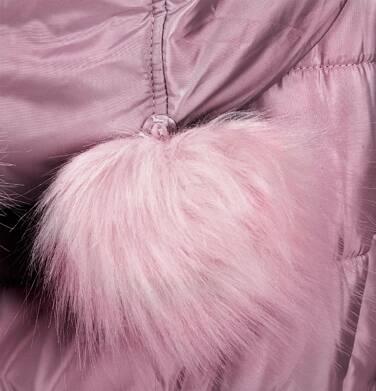 Endo - Płaszcz zimowy dla dziewczynki 3-8 lat D82A011_1