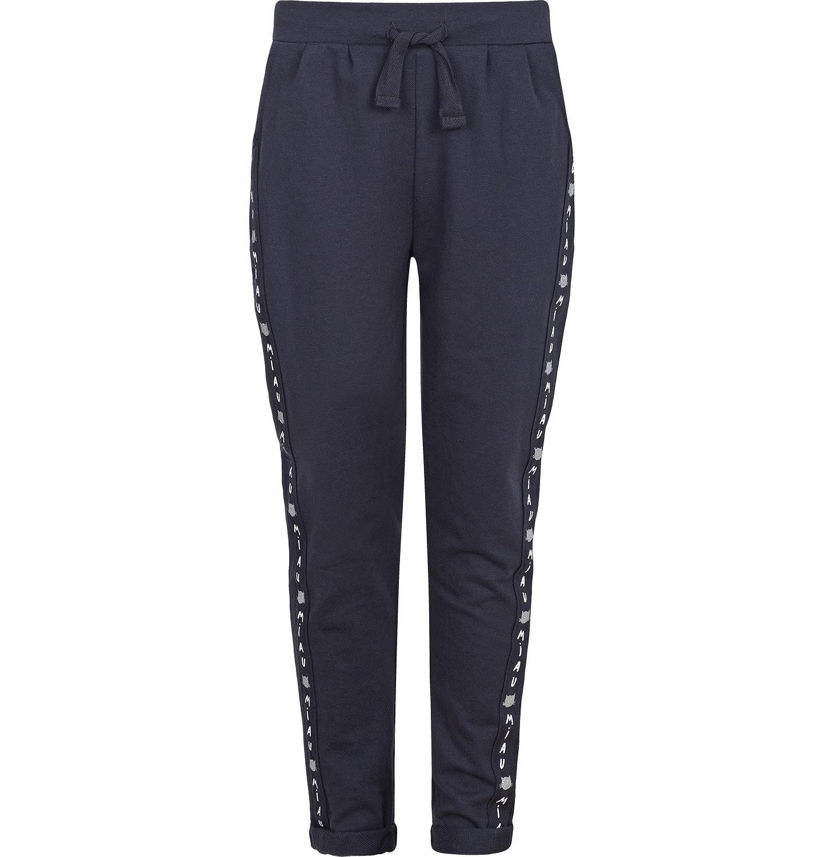 Endo - Spodnie dresowe dla dziewczynki 3-8 lat D82K022_1