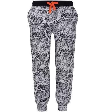 Spodnie dresowe długie dla chłopca 9-13 lat C81K531_1
