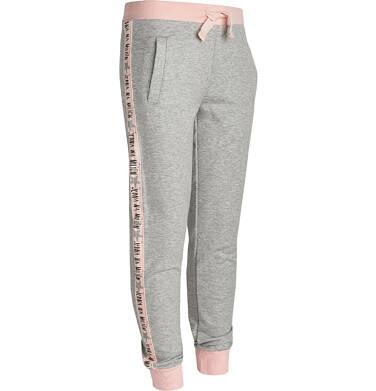 Endo - Spodnie dresowe dla dziewczynki 3-8 lat D82K024_1