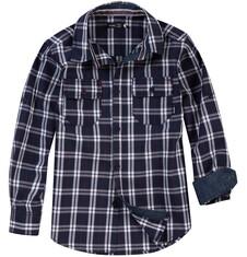 Endo - Koszula w kratkę dla chłopca C52F006_1