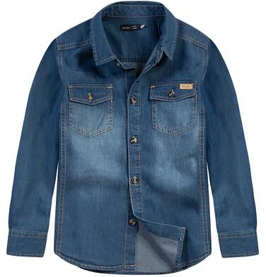 Endo - Koszula jeansowa dla chłopca C52F007_1