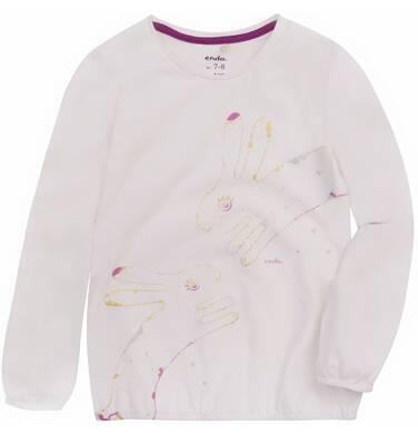 Endo - Bufiasta bluzka dla dziewczynki 3-8 lat D72G019_1