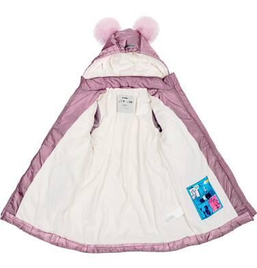 Endo - Płaszcz zimowy dla dziewczynki 9-13 lat D82A511_1