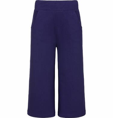 Endo - Spodnie dresowe kuloty dla dziewczynki, granatowe, 2-8 lat D03K044_1