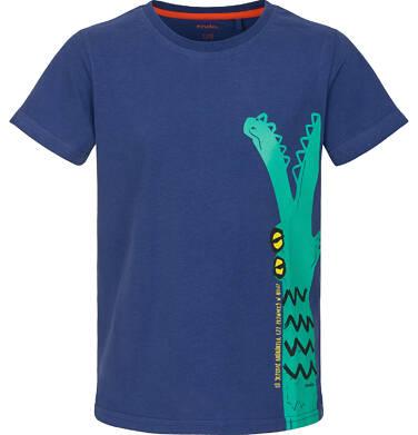Endo - T-shirt z krótkim rękawem dla chłopca 9-13 lat C91G635_2
