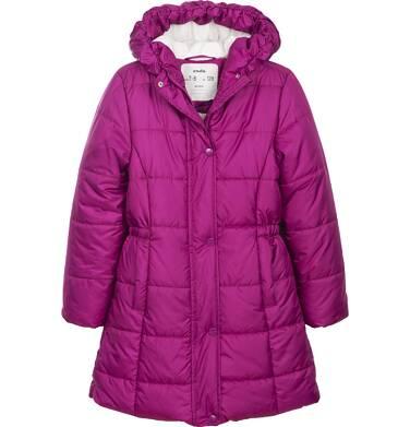 Endo - Płaszcz zimowy dla dziewczynki 9-13 lat D82A507_2