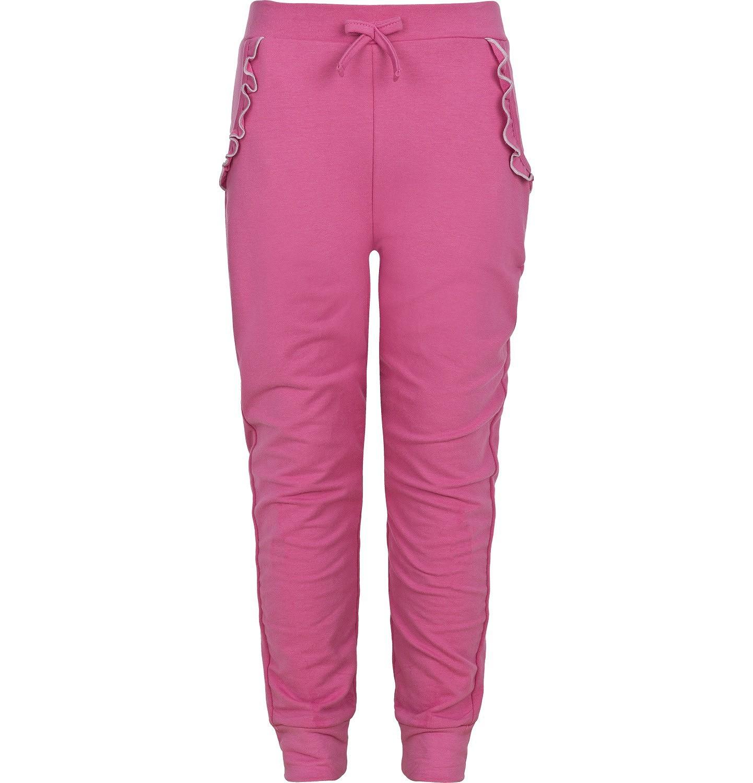 Endo - Spodnie dresowe dla dziewczynki 3-8 lat D82K035_1