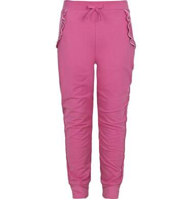 Spodnie dresowe dla dziewczynki 3-8 lat D82K035_1