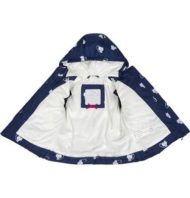 Endo - Kurtka zimowa dla dziewczynki 1-3 lata N82A017_1