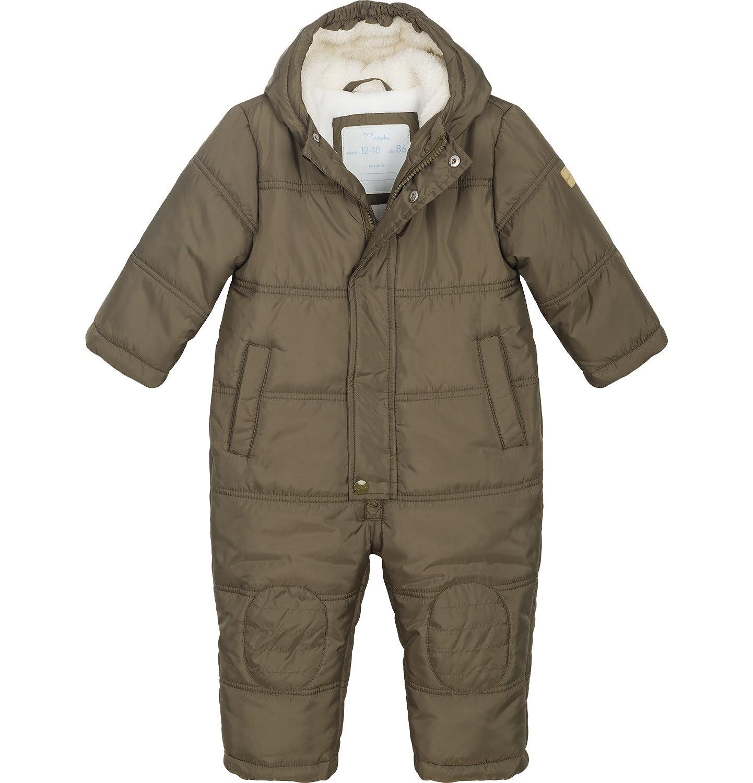 Endo - Kombinezon ocieplany dla dziecka 1-3 lata N82A018_1