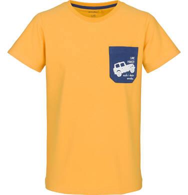 Endo - T-shirt z krótkim rękawem dla chłopca 9-13 lat C91G645_1