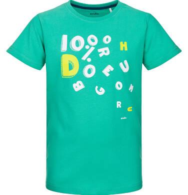 Endo - T-shirt z krótkim rękawem dla chłopca 9-13 lat C91G668_1