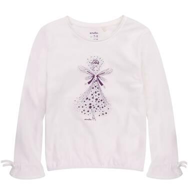 Endo - Bufiasta bluzka dla dziewczynki 9-13 lat D72G612_1