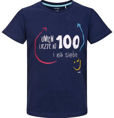 Endo - T-shirt z krótkim rękawem dla chłopca 3-8 lat C91G173_1