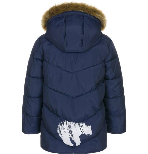 Zimowa kurtka dla chłopca 9 13 lat, Charakter doskonały