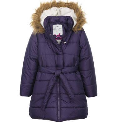 Płaszcz zimowy dla dziewczynki 3-8 lat D82A008_1