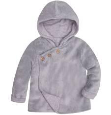 Endo - Polarowa bluza z kapturem dla dziecka 3-36 m N72C002_1