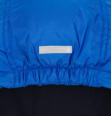 Endo - Zimowa kurtka dla chłopca 3-8 lat, Mam Cię na oku, niebieska C92A009_1,6