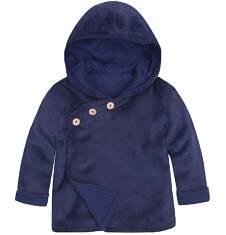 Endo - Polarowa bluza z kapturem dla dziecka 0-4 lata N72C002_2