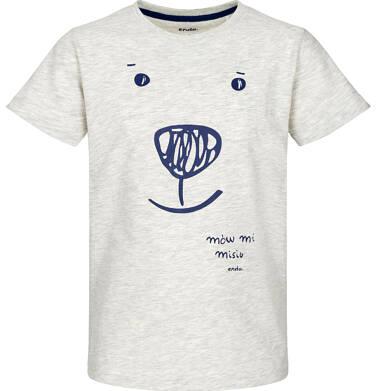 Endo - T-shirt z krótkim rękawem dla chłopca 3-8 lat C91G176_1