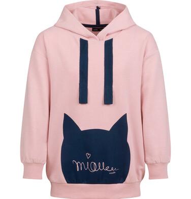 Endo - Bluza dla dziewczynki, z kapturem, różowa, 9-13 lat D03C522_1 15