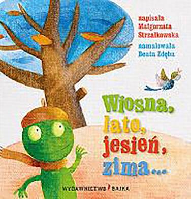 Endo - Wiosna, lato, jesień, zima, Małgorzata Strzałkowska, Bajka BK04201_1 13