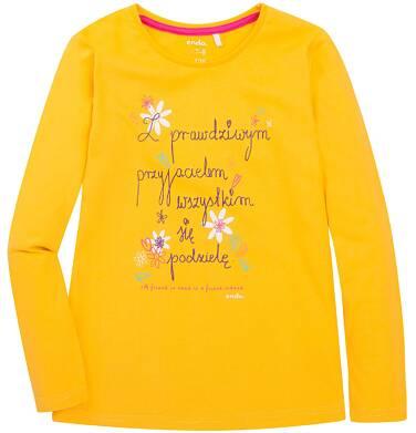 Endo - Bluzka z długim rękawem  dla dziewczynki 9-13 lat D72G623_1