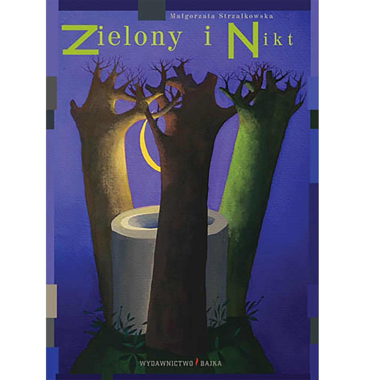 Endo - Zielony i nikt wyd. 2, Małgorzata Strzałkowska, Bajka BK04203_1