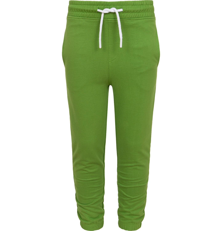 Endo - Spodnie dresowe dla chłopca, zielone, 9-13 lat C05K013_4