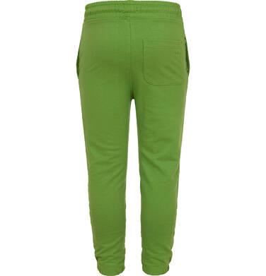 Endo - Spodnie dresowe dla chłopca, zielone,  2-8 lat C05K020_4 10