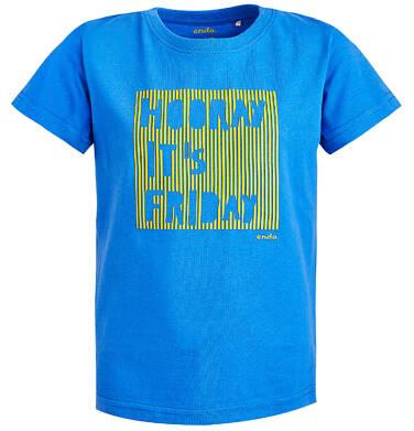 Endo - T-shirt dla chłopca 3-8 lat C81G007_1