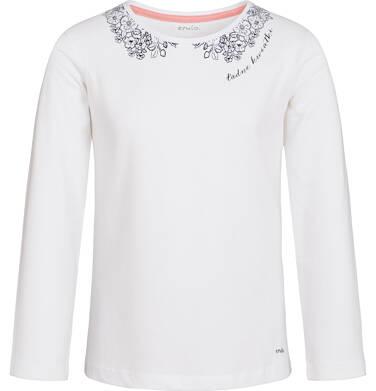 Endo - Bluzka z długim rękawem dla dziewczynki 3-8 lat D92G003_1