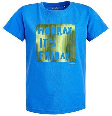 Endo - T-shirt dla chłopca 9- 13 lat C81G507_1