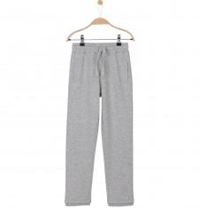 Grube spodnie dresowe ze ściągaczami  dla chłopca 3-8 lat C62K004_2