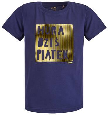 Endo - T-shirt dla chłopca 3-8 lat C81G007_2