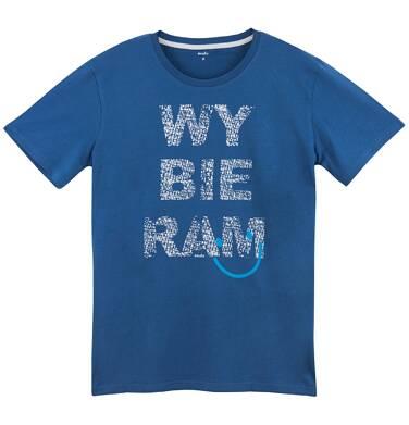 Endo - T-shirt męski Q61G043_1