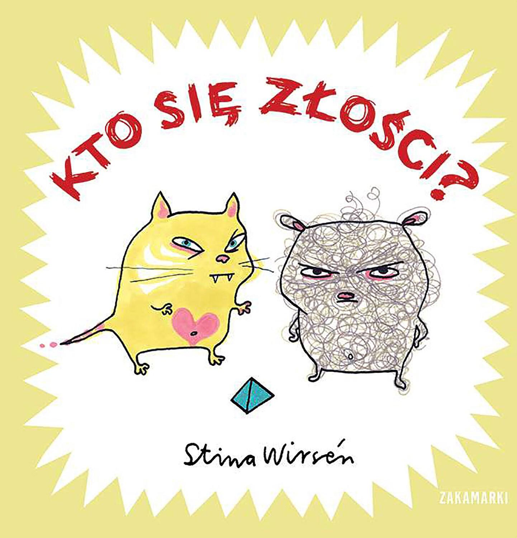 Endo - Kto się złości?, Stina Wirsén, Zakamarki BK04209_1