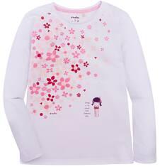 Bluzka z długim rękawem  dla dziewczynki 9-13 lat D72G537_1