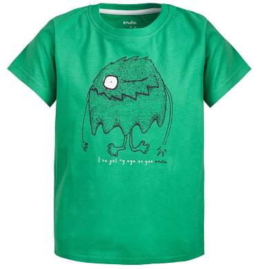 Endo - T-shirt dla chłopca 3-8 lat C81G032_2