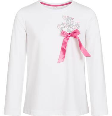 Endo - Bluzka z długim rękawem dla dziewczynki 9-13 lat D92G508_1 25