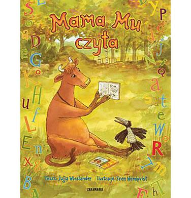 Endo - Mama Mu czyta, Jujja Wieslander, Saven Nordqvist, Zakamarki BK04212_1 67