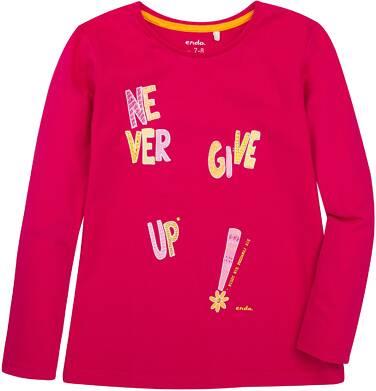 Endo - Bluzka z długim rękawem  dla dziewczynki 9-13 lat D72G629_1