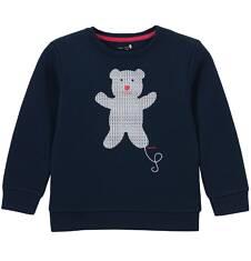 Endo - Gruba bluza przez głowę dla dziewczynki 3-8 lat D62C002_1