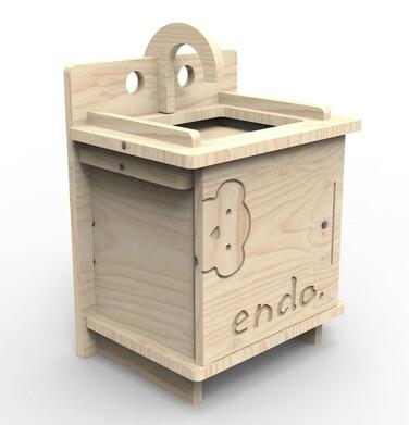 Endo - Misiowy zlewozmywak SMM020_1,3